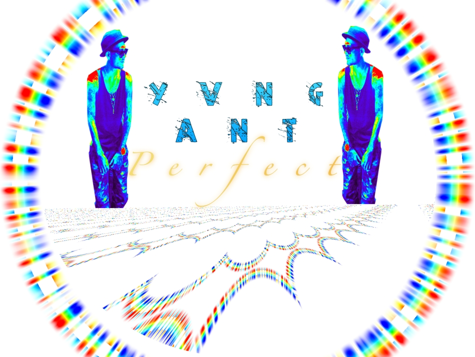 YVNG ANT PERFECT SINGLE COVER